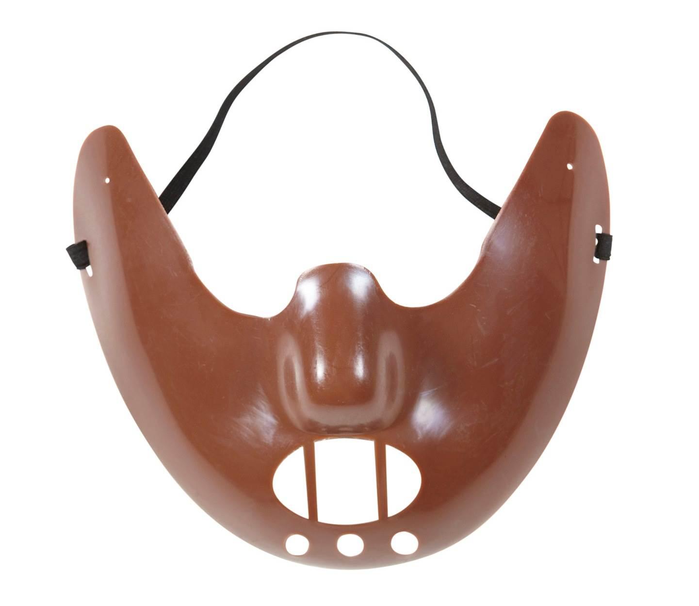 Hannibal masker plastic