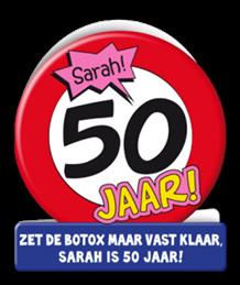 50 Jaar Feest Organiseren