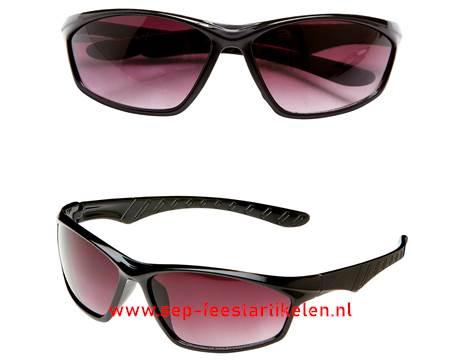 2f89924e6444ca Special agent bril zwart direct leverbaar! - SEP Feestartikelen