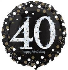 40 Jaar In De Groep Verjaardag Versiering Bij Sep Feestartikelen