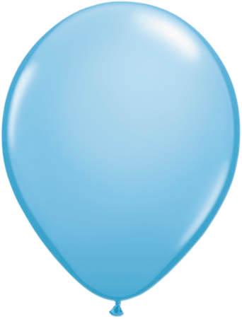 Ballonnen Met Licht : Kleine ballonnen cm licht blauw stuks direct leverbaar sep