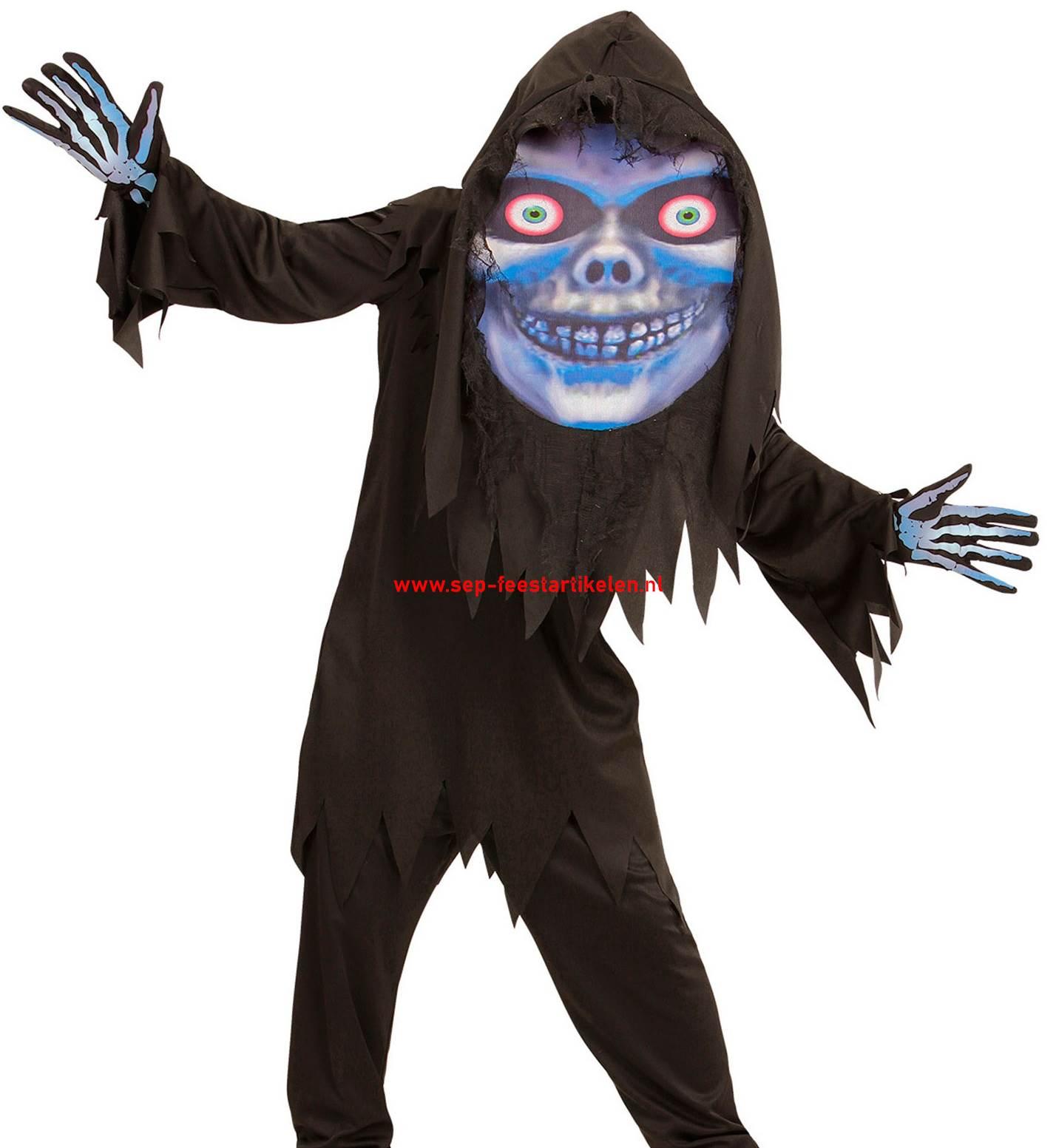 Halloween Pak.Halloween Pak Grim Reaper 2dlg Direct Leverbaar Sep