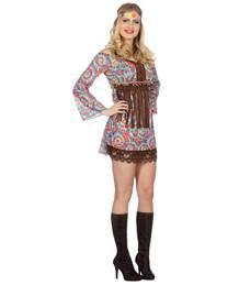 d8012588246 Hippie Flower power kleding in de groep THEMAFEEST KLEDING bij SEP ...